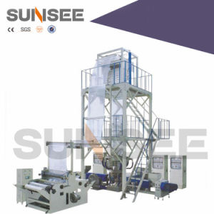 Three-Layer Co-Extruding Rotary Die Blown Film Machine (professional) pictures & photos