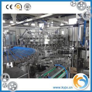 Automatic Carbonated Drink 3 in 1 Bottle Filling Machine for Beverage Factory pictures & photos