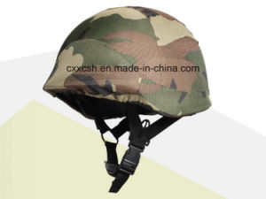 Nij Iiia Military Bullet Proof Ballistic Camouflage Helmet pictures & photos