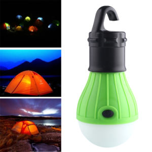 LED Camping Lantern Light Tent Lamp with Hanging Hook pictures & photos