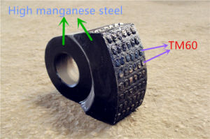 High Manganese Steel Inlaid Tungsten Carbide Hammers pictures & photos