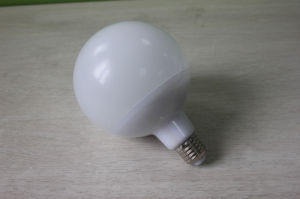 18W Globe Light Bulb with Milky Cover pictures & photos