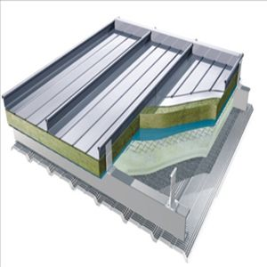 3003 3004 3105 Color Coated Aluminum Roofing Sheet pictures & photos
