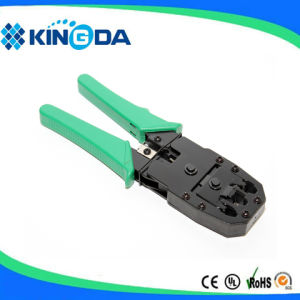 Network Crimping Tool for 8p6p4p Modular Plug pictures & photos