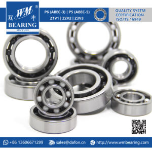 6206 High Temperature High Speed Hybrid Ceramic Ball Bearing pictures & photos