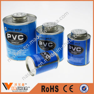Clear PVC Pipe Cement / UPVC Pipe Glue / PVC Solvent Cement pictures & photos