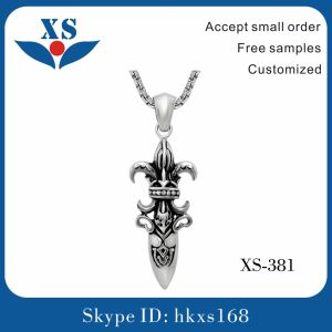 Hot Sale Small Necklace Pendant for Men pictures & photos
