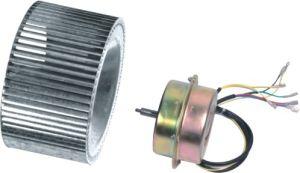 Suoer Superb Quality 180W Trepanning Duplex Bearing Copper Range Hood Motor pictures & photos