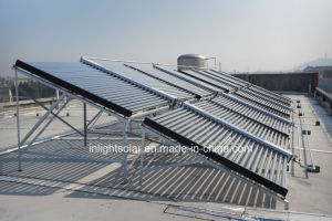Glass Tube Low Pressure Solar Collector pictures & photos