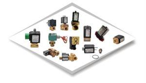 Magnetic Valve Solenoid Valve 39530852 Screw Air Compressor Parts pictures & photos