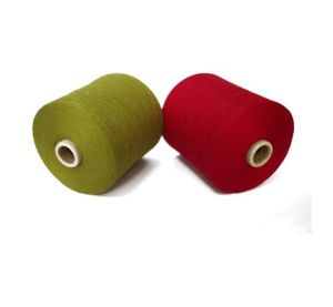 Silk Cotton Cashmere Blended Yarn for Knitting pictures & photos