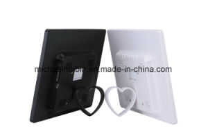12.5inch New LCD Screen Advertising Player with Front Speakers (HB-DPF1251) pictures & photos