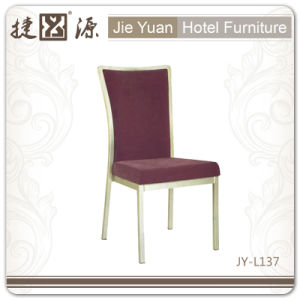 Modern Luxury Restaurant/ Office Banquet Stacking Metal Chair (JY-L137) pictures & photos