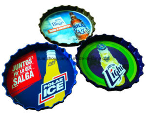 OEM Fruit Dish with Bottle Cap Design for Bar Supplies pictures & photos
