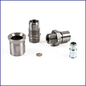 Custom CNC Stainless Steel Turned Precision CNC Machinery Parts pictures & photos
