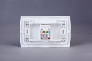 One Gang Data Socket pictures & photos