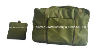 Lightweight for Gym Vacation, Multicolor, Men Women, Foldable Duffel Bag pictures & photos