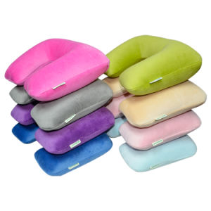 Travel and Plane U Shapepvc Neck Pillow pictures & photos