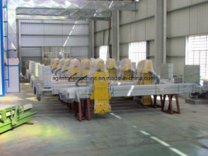Strong Diamond Cutting Blade Bridge Saw for Cutting Granite Hq400/600 pictures & photos