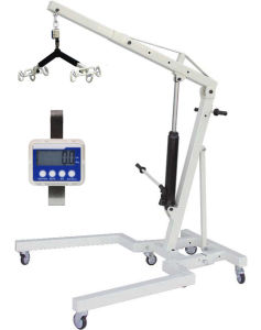 Bariatric Patient Lift with Scale