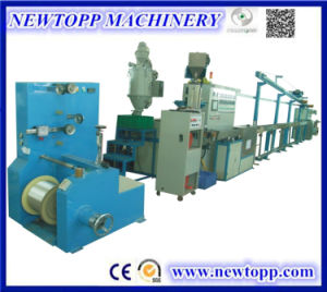 Xj-50+35 Extruder Machines for BV/Bvr Building Wire Cable pictures & photos