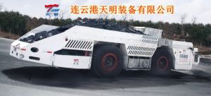 10t Intelligent Special Mining Shuttle Car pictures & photos