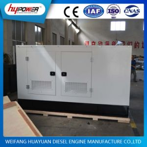 100kw Diesel Generator with Canopy and High Quality and Cheap Price pictures & photos