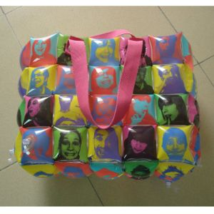 PVC or TPU Inflatable Shopping or Beach Handbag for Sales pictures & photos