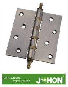 "Hardware Furniture Steel or Iron Door Hinge Joint (4""X3""/100X70mm Square Corner) pictures & photos"