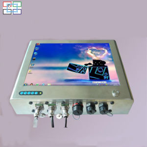 15inch Water-Proof IP65 Touch Screen All in One Industrial Panel PC pictures & photos