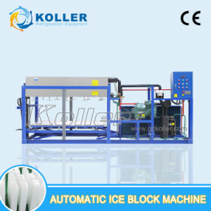 New Technology Directly Cooling Block Ice Making Machines pictures & photos