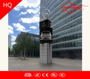 Outdoor Full Color P5 Rotating LED Display Screen 3 Layer Rotating Display pictures & photos