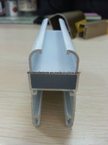 White Powder Coating Aluminium Alloy Extrusion Profile for Door and Window pictures & photos