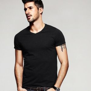 100%Bamboo Cotton T-Shirt pictures & photos