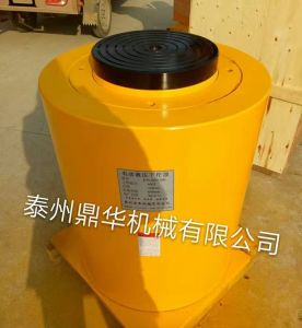 Double Acting Hollow Plunger Hydraulic Jack10-1000t pictures & photos
