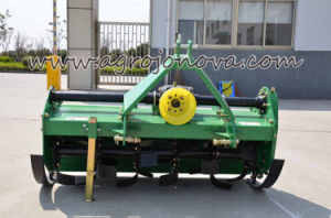 Tractor 3-Point Linkage Rotary Tiller Ign Ce Approved