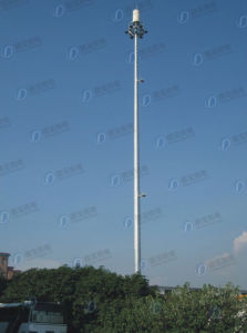 Customed Steel Pole Landscaped Tower pictures & photos