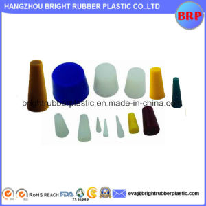 OEM Standard or Customized Molded Silicone Plugs pictures & photos