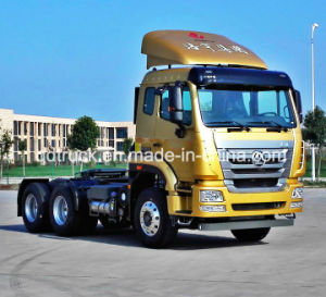 6X4 371HP Sinotruk HOWO Trailer Truck with Air Conditioner Hot Selling in Africa pictures & photos