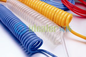High Quality Air Hose Spring Hose Air Brake Hose (QS-22) pictures & photos