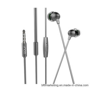 GM7 3.5mm in-Ear Sport Headphone Earphone for iPhone Samsung with Mic pictures & photos