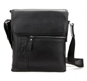 Man′s Genuine Leather Bag Business Travle Shoulder Bag for iPad (RS-GR0049) pictures & photos