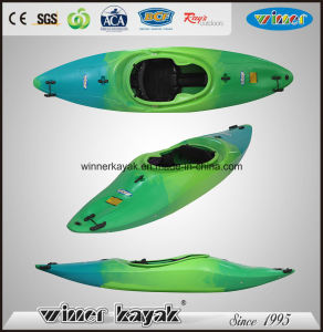 White Water Kayak with Inflatable Foot Control pictures & photos