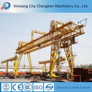 Double Girder Trussed Type Engineering Machine Gantry Crane pictures & photos