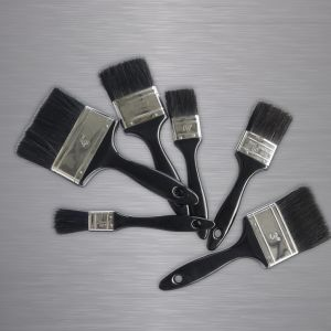 """Painting Tools 2"""" Paint Brush with Natural Pure Bristle and Plastic Handle pictures & photos"""