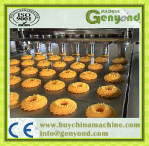 2 Colors Cookies Processing Machine for Sale pictures & photos