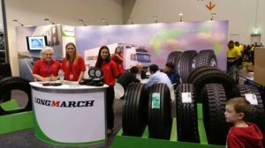 China Cheap Longmarch/Double Coin Radial Truck Tire (LM128) pictures & photos