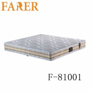 Factory Wholesale Memory Foam Bed Mattress pictures & photos