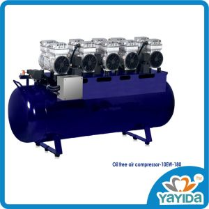 Dental Oil Free Air Compressor for Dentist pictures & photos