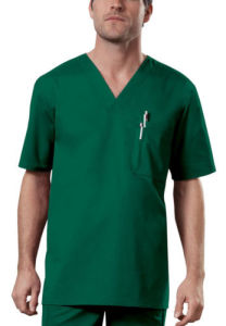 OEM Scrubs Cherokee Workwear Mens Core Stretch Uniform (A603)